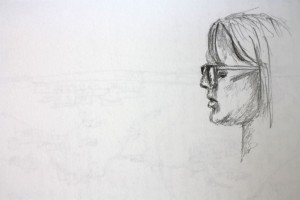 Kristy | graphite