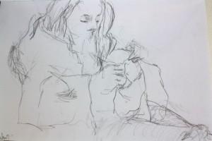 Lindsay | graphite