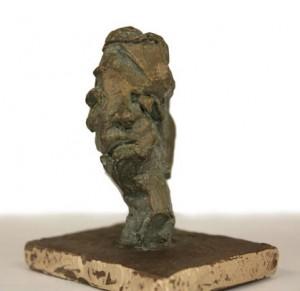 Male Portrait | bronze