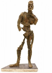 Standing Man | bronze